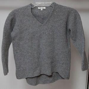 Madewell wool sweater Size Small